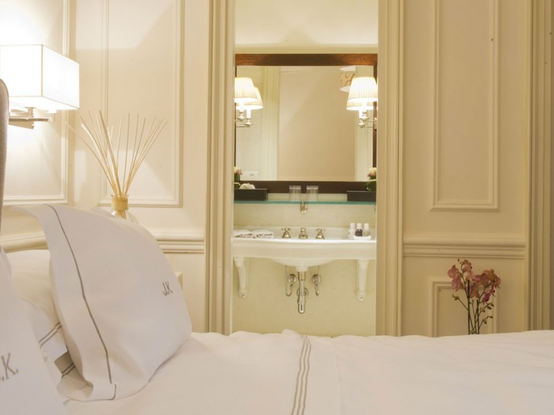 JK Place Firenze hotel doublesuperior