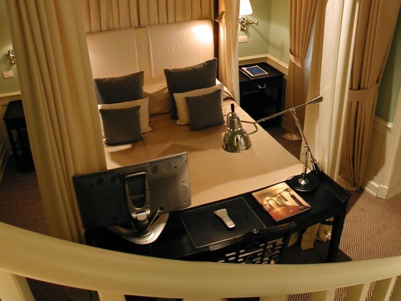 JK Place Firenze hotel jk classic room