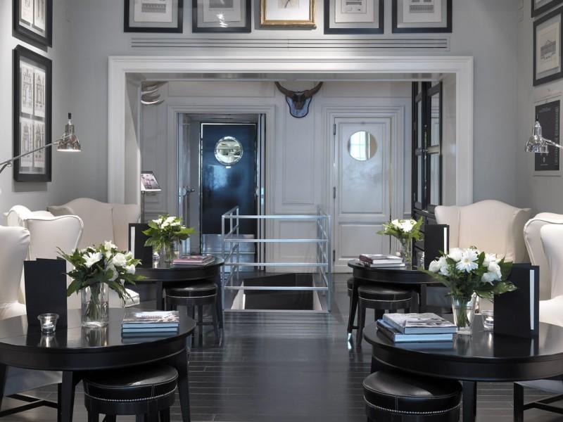 JK Place Firenze hotel lounge 1