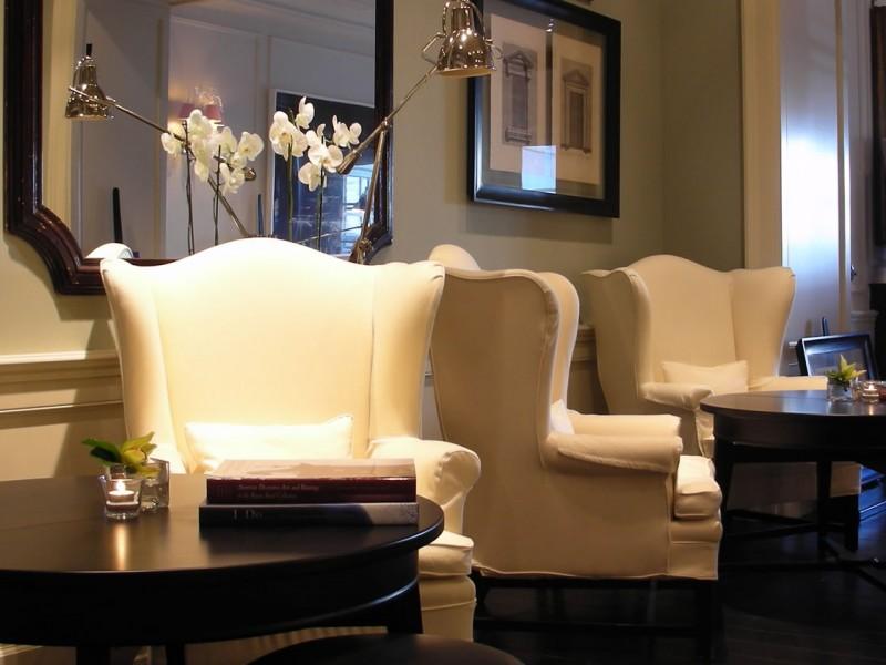 JK Place Firenze hotel lounge