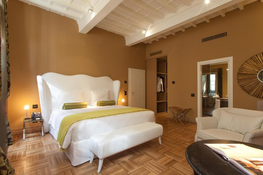 firenze number nine hotel & spa room