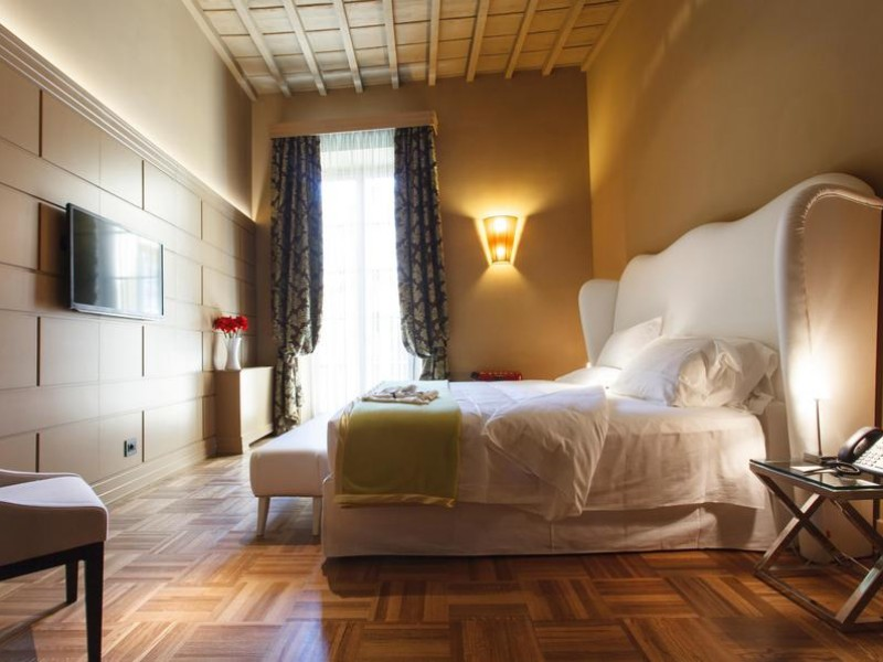 firenze number nine hotel & spa room3