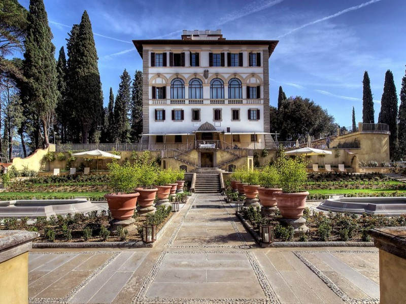 Il salviatino boutique hotel in florence for Boutique hotel florence